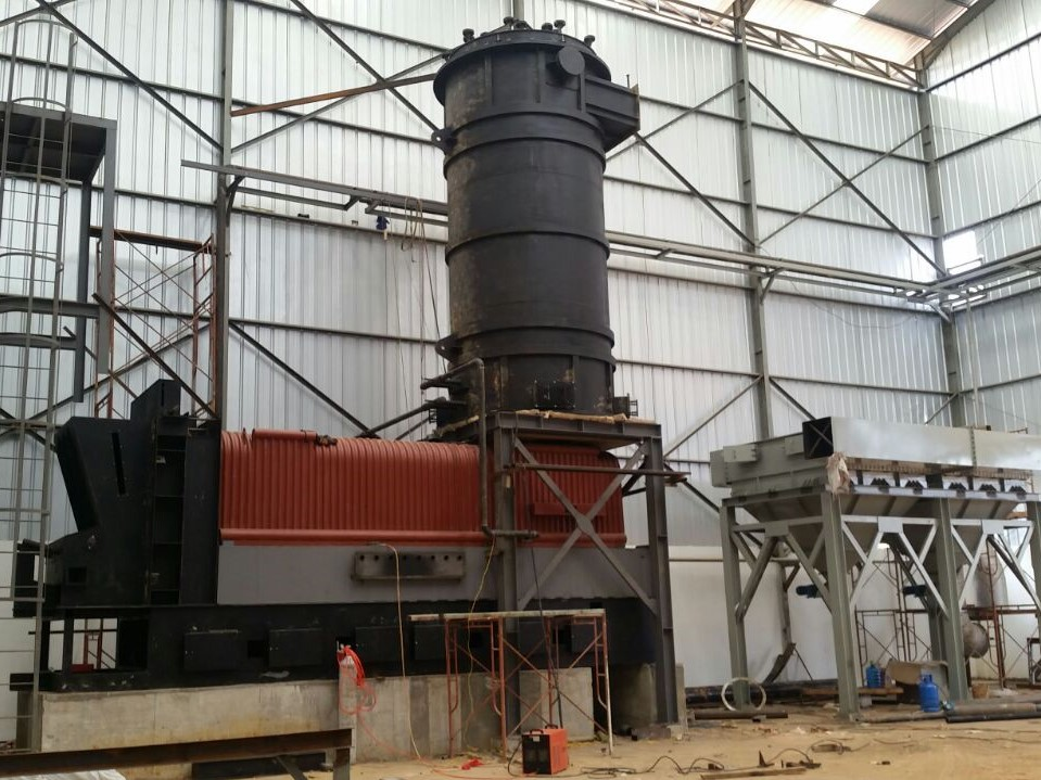 Solid Fuel Fired Thermal Oil System Maxxtec Indonesia Bangka